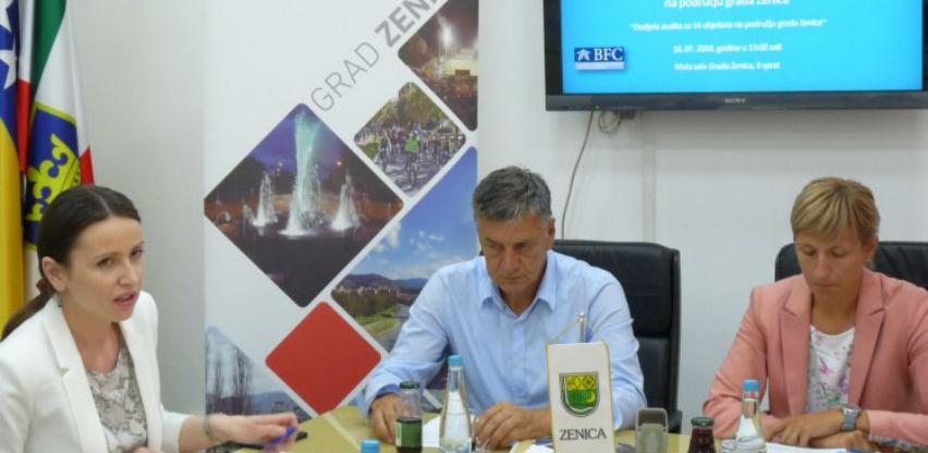 Pregledi energetske efikasnosti za 14 zgrada na području Grada Zenica