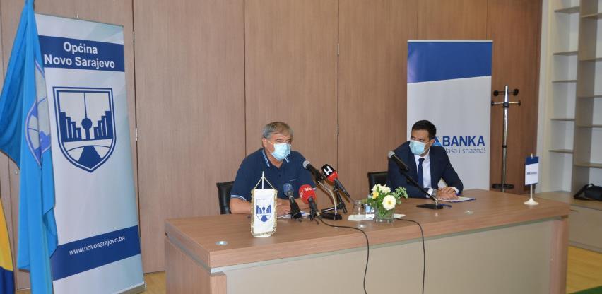 Općina Novo Sarajevo i ASA Banka potpisali Ugovor o poslovnoj saradnji