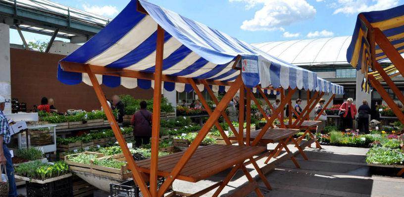 Traže se izvođači za izgradnju zelene tržnice u Kupresu