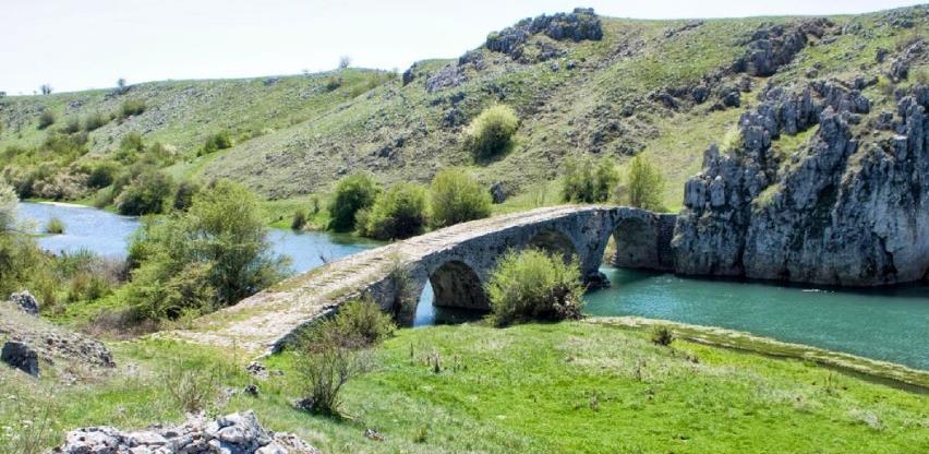Most Ovčiji brod, turistički dragulj Nevesinja