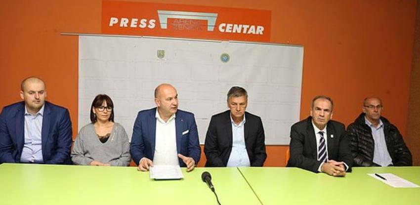 Europsko U19 prvenstvo za odbojkašice 2020. uklapa se u viziju otvorene Zenice