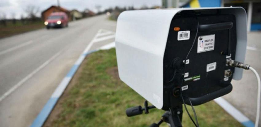 MUP TK nabavio osam novih radara vrijednih 260.000 KM