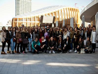 Studenti Ekonomskog fakulteta posjetili sjedište UniCredita u Milanu