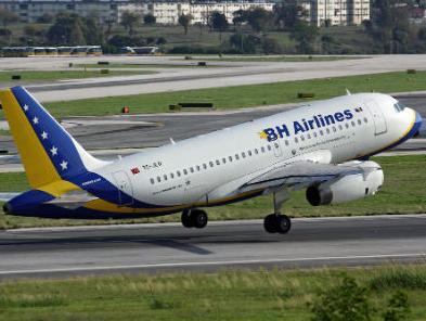 Više od milion maraka za BH Airlines
