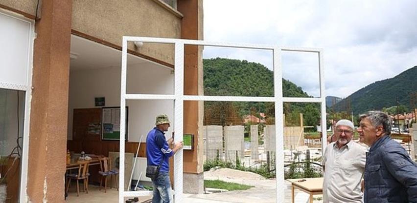 U toku su radovi na rekonstrukciji zapuštenog društvenog doma u Nemili