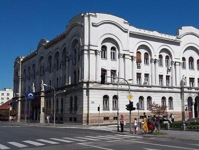 Banski dvor čeka obnovu
