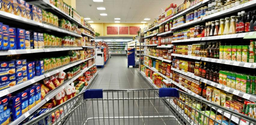 U junu zabilježen pad cijena proizvoda i usluga od 0,5 posto