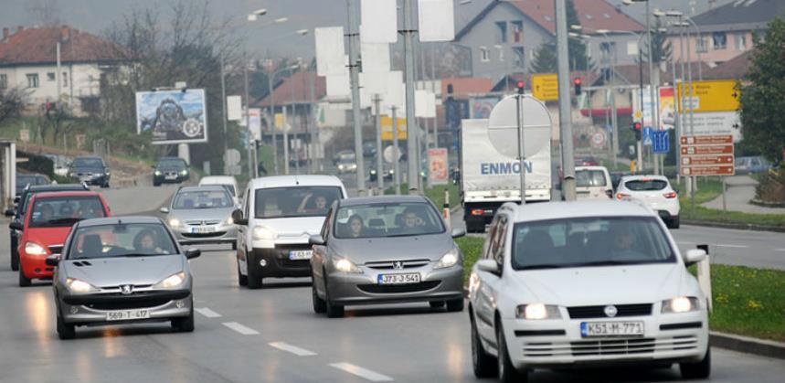Uvođenje ograničenja na Euro 5 normu smanjilo uvoz i prodaju vozila