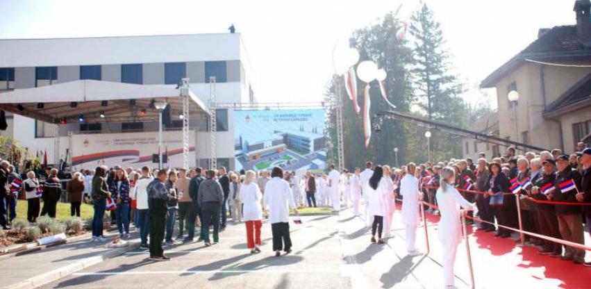 Otvorena bolnica 'Srbija' u Istočnom Sarajevu