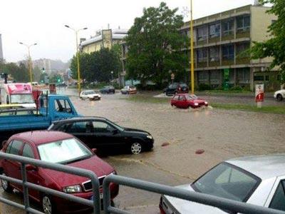 Situacija na području Tuzlanskog kantona se stabilizira