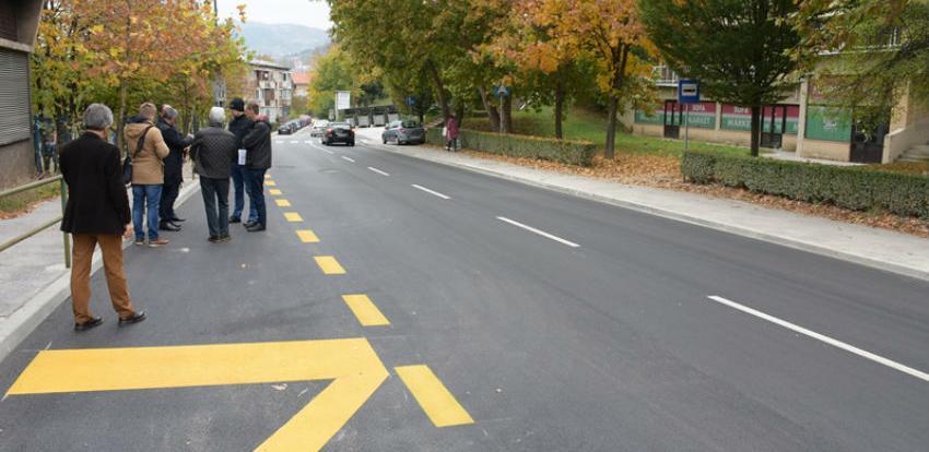 Bosman završio sanaciju ulice Asima Ferhatovića