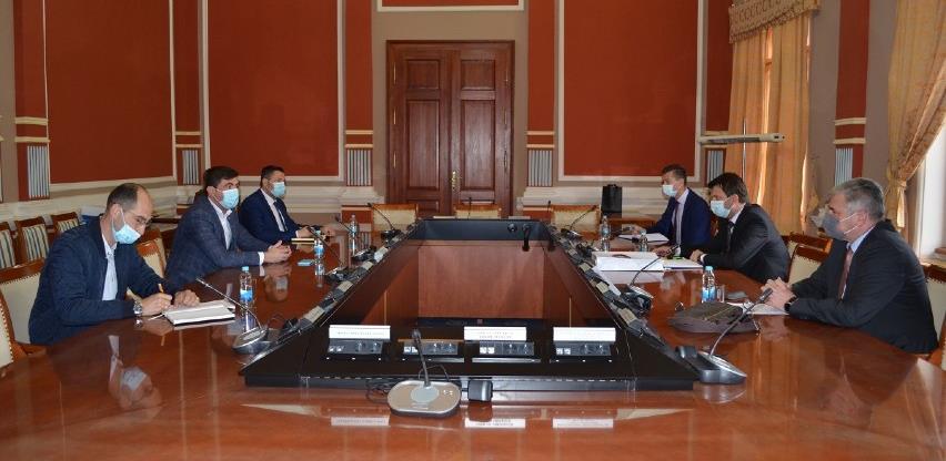 Gradonačelnici Brčkog i Bijeljine razgovarali o infrastrukturnim projektima