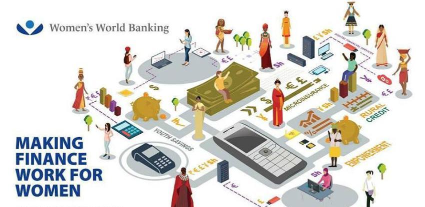 Visa fondacija priprema 20 miliona dolara Svjetskom ženskom bankarstvu