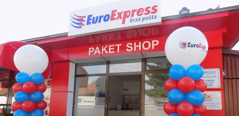 EuroExpress otvorio paket shop u Trnu