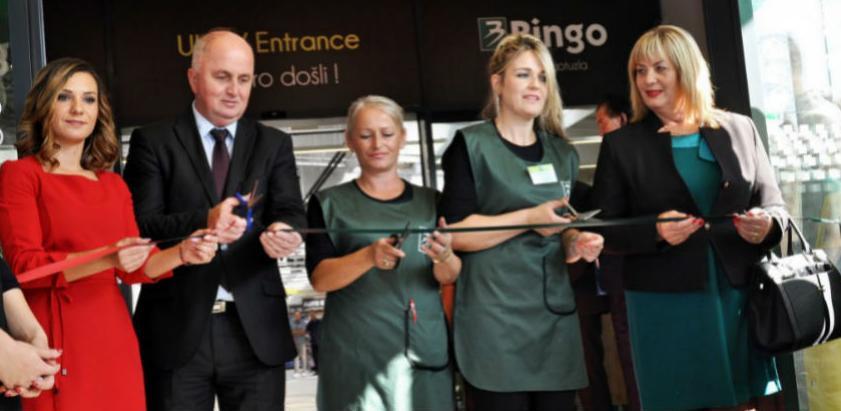 U Mostaru otvoren obnovljeni trgovački centar Bingo