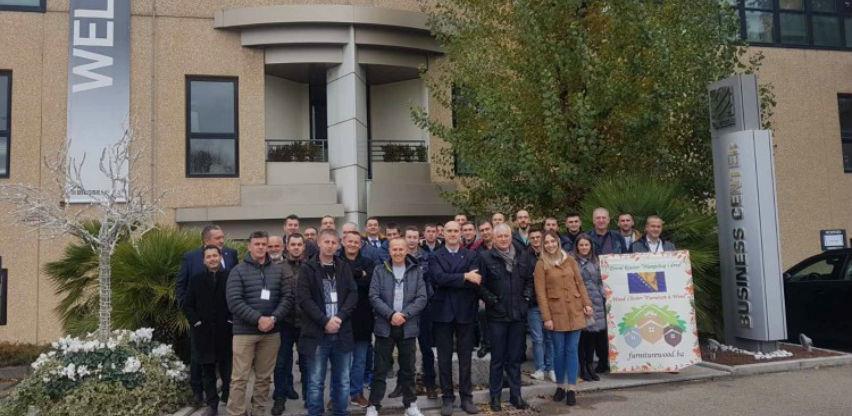 Bh. proizvođači namještaja u Italiji, nove tehnologije za drvnu industriju