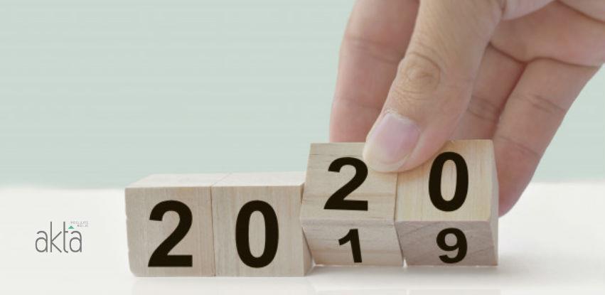 Godina uspjeha  - Akta.ba u 2020. ulazi s mnoštvo noviteta