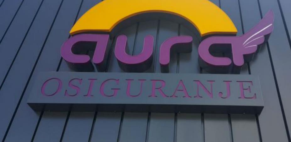 Izrečena zabrana Osiguranju Aura za poslove u TK