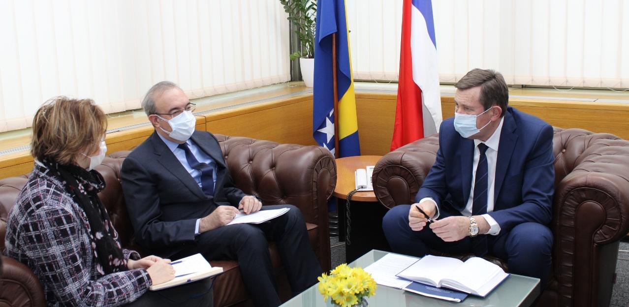 Izgradnja autoceste Sarajevo - Beograd je značajna za odnose BiH, Srbije i Turske