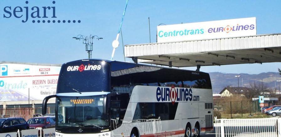 Sejari želi preuzeti u potpunosti Centrotrans - Eurolines