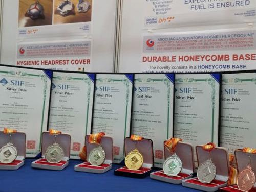 Sedam nagrada za bh. inovatore na svjetskoj izložbi inovacija u Seulu