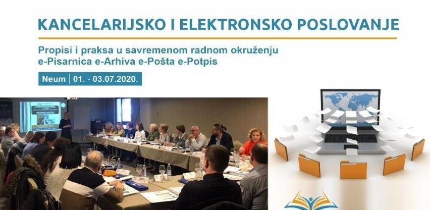 Seminar o kancelarijskom i elektronskom poslovanju