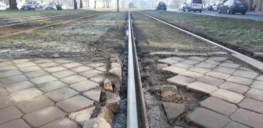 Skupština KS o zaduženju 20 miliona eura za rekonstrukciju tramvajske pruge