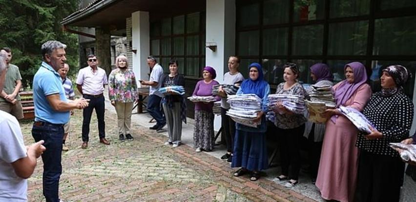 Gradska uprava Zenica nastavlja promociju planinarstva i razvoj seoskog turizma