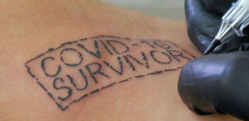 Tetovaža 'COVID-19 SURVIVOR' hit u Meksiku