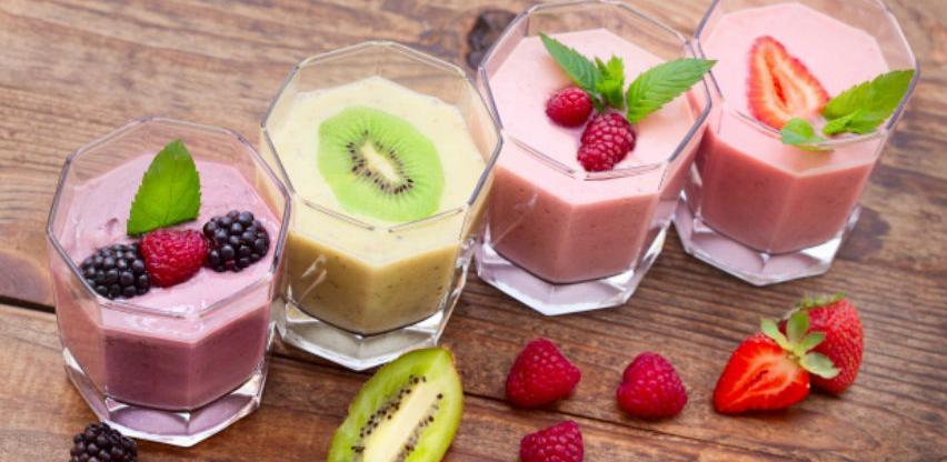 Šest ideja za smoothije koji će postati vaš novi omiljeni doručak