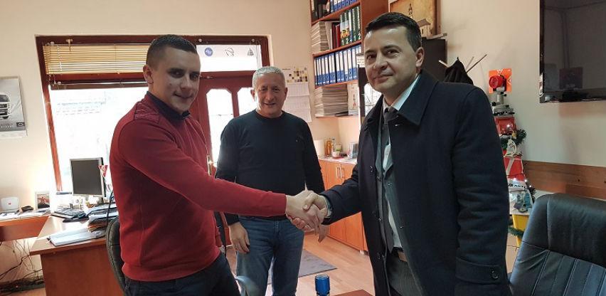 SV Company isporučuje vatrogasno vozilo za Domaljevac-Šamac