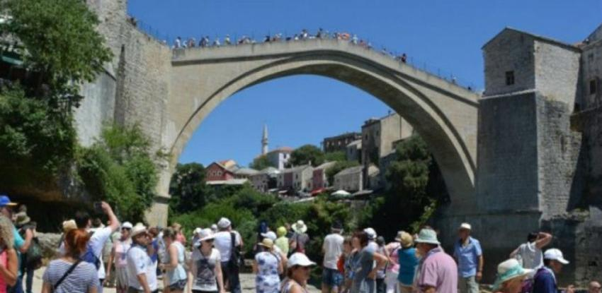 U junu 14.3 odsto više turista u BiH