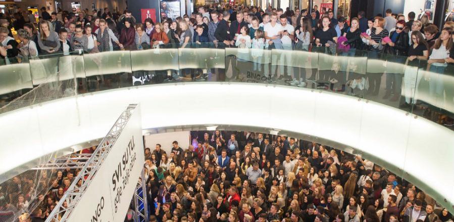 Bingo City Center uz više od 35.000 posjetilaca proslavio prvi rođendan