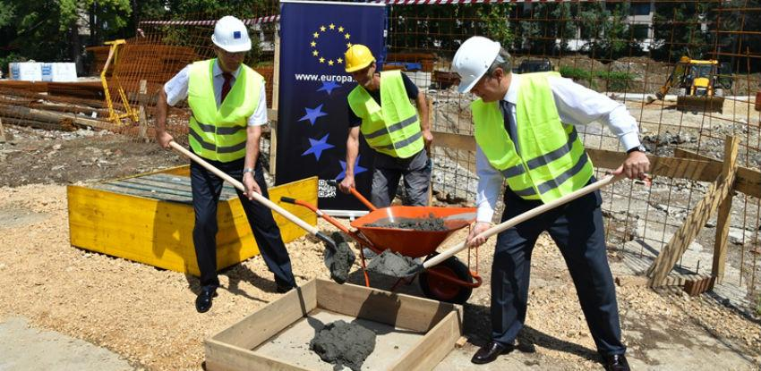 Položen kamen temeljac za izgradnju objekta Općinskog suda u Tuzli