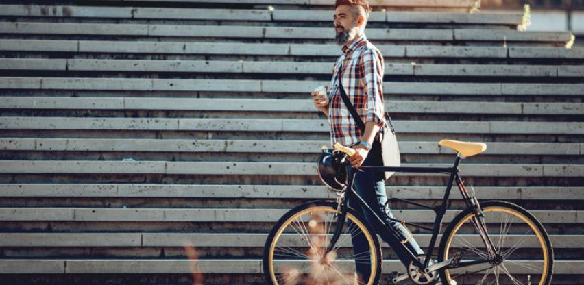 Građani plaćeni da biciklom idu na posao