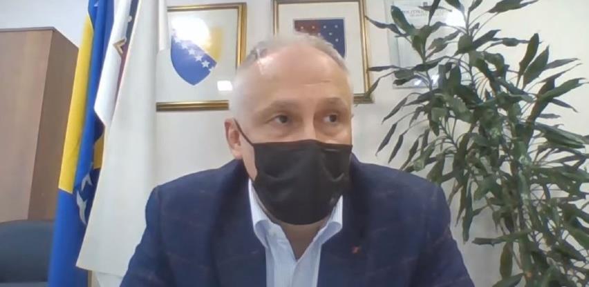 Ministar Vranić: Danas izdajem novu naredbu za Kanton Sarajevo