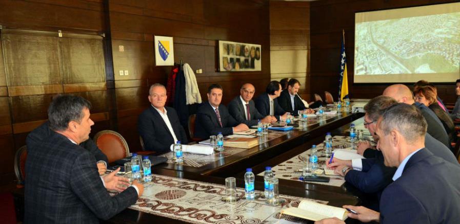 Zajedničkim snagama ka izgradnji brze ceste kroz Sarajevo