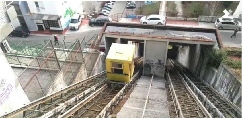 Objavljen tender za izvođača radova na rekonstrukciji kosog lifta na Ciglanama
