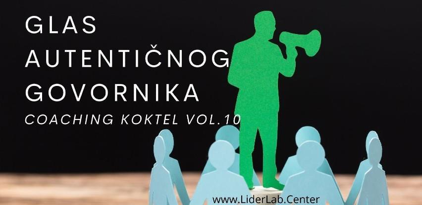 LiderLab Webinar: COACHING KOKTEL Vol 10. - Glas autentičnog govornika