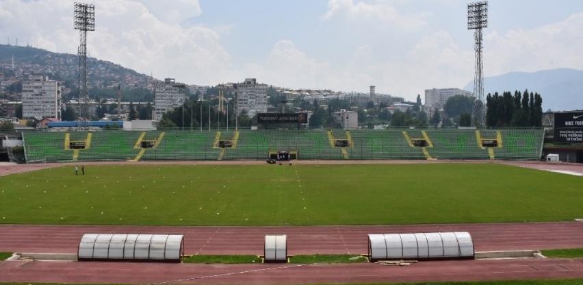 Prednacrt ugovora o zakupu stadiona Koševo dostavljen FK Sarajevo