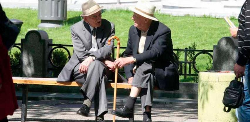Penzije će biti povećane za 2,8 posto