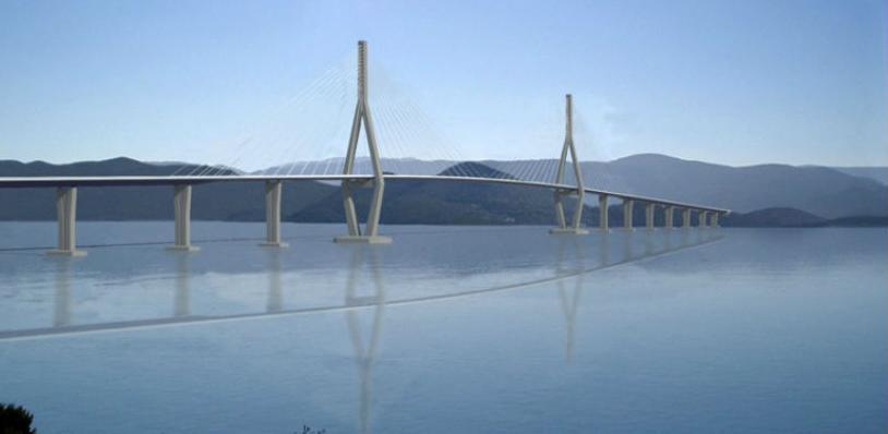U ponedjeljak počinje gradnja Pelješkog mosta
