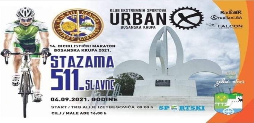Septembarski dani slobode: Biciklistički maraton 'Stazama 511. slavne'