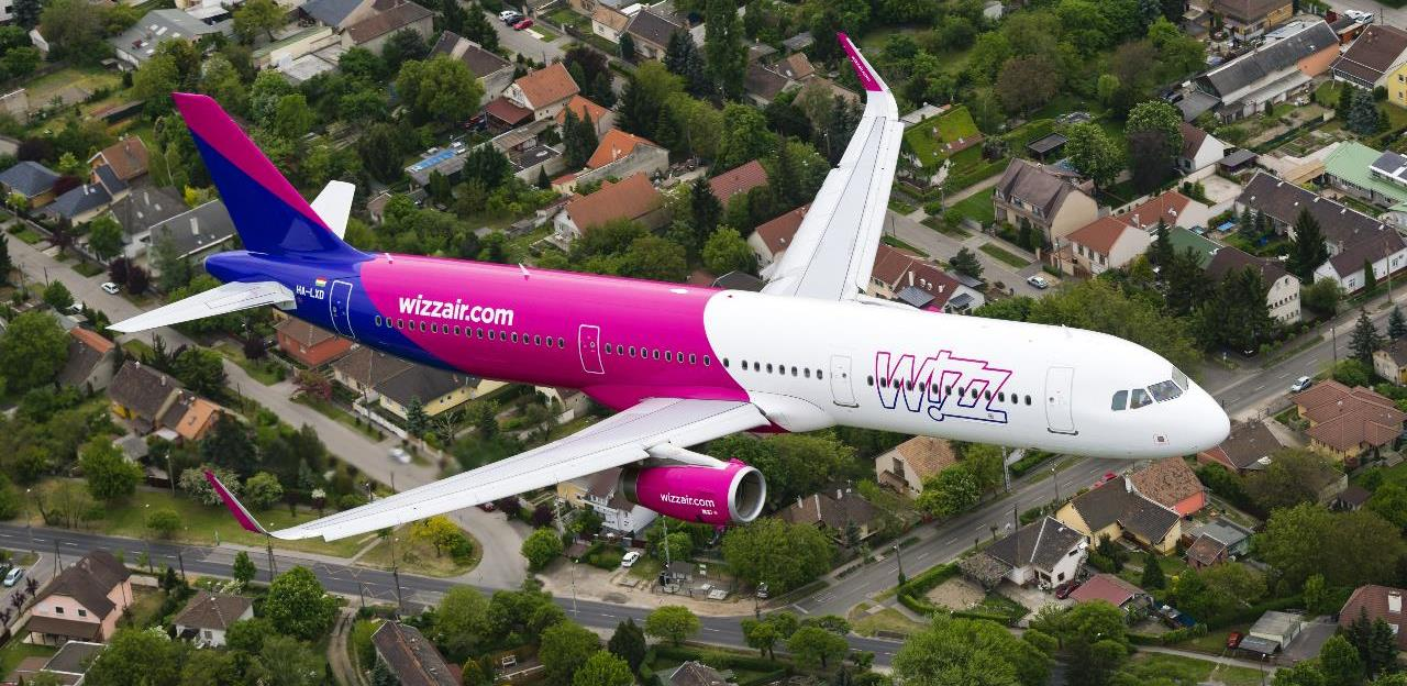 Wizz Air najavio četiri nove aviolinije iz Banje Luke