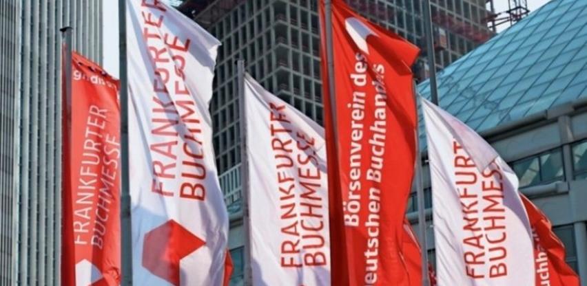 Frankfurtski sajam knjige otvoren virtualnom svečanošću
