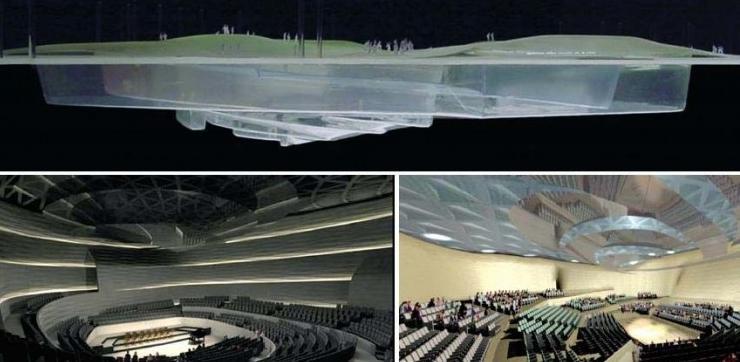 Hoće li Sarajevo dobiti koncertnu dvoranu prema regulacionom planu