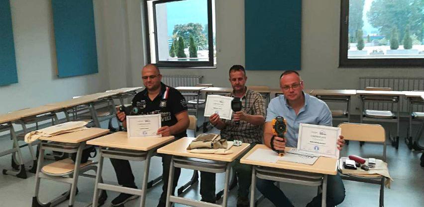 Seminar 'Uvod u termografiju' održan na IUS-u