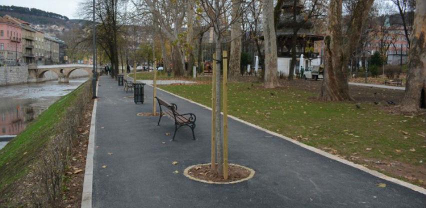 Završena rehabilitacija parka At mejdan i šetališta