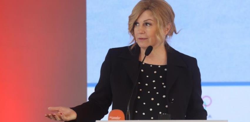Kolinda Grabar-Kitarović favoritkinja za Stoltenbergovog nasljednika u NATO-u