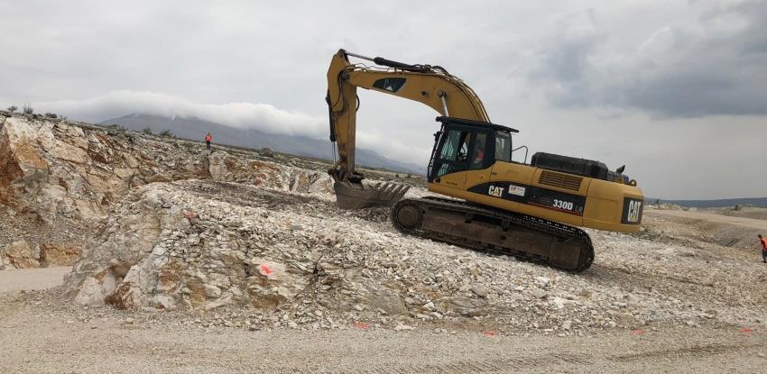 Otvoreno gradilište: Počeli minerski radovi za VE Podveležje 1